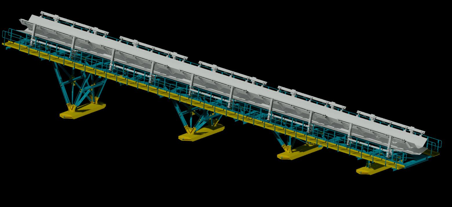 Транспортеры мостовые эксплуатация скребкового конвейера